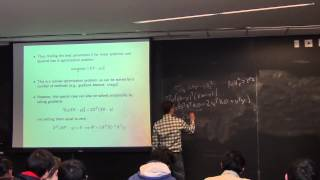 Lecture 10: Machine Learning 1