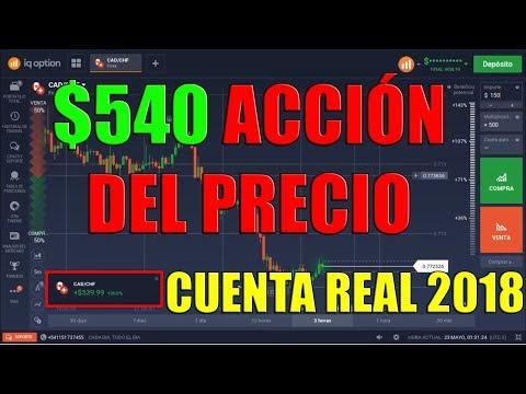 ►$540 ACCIÓN DEL PRECIO◄ FOREX TRADING 2018