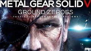 Metal Gear Solid 5 Ground Zeroes Pelicula Completa Sub. Español 1080p - Game Movie