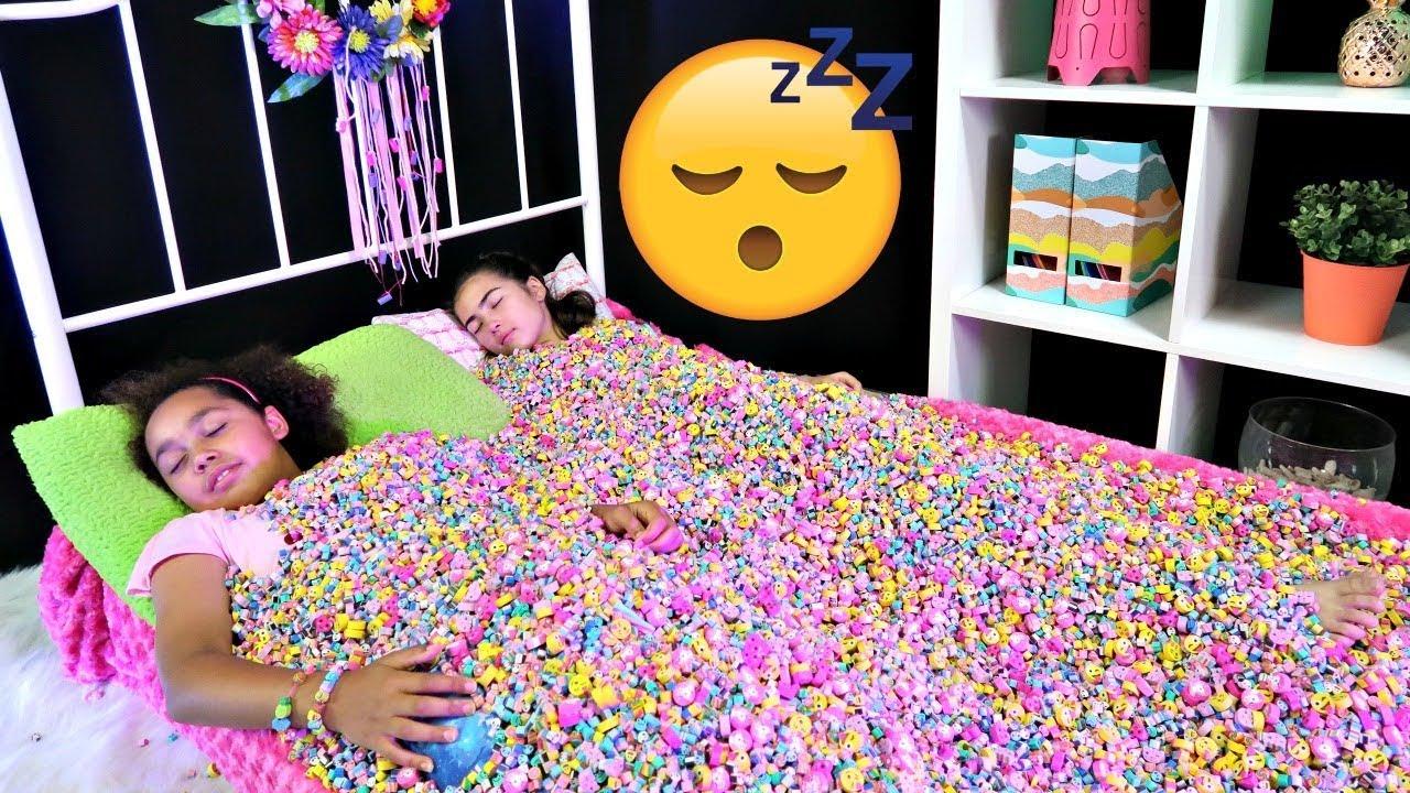 Tiana S New Bedroom In America Youtube
