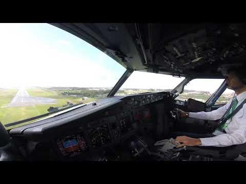 Transavia France ORY-OPO-FNC A/R Boeing 737 GoPro (son)
