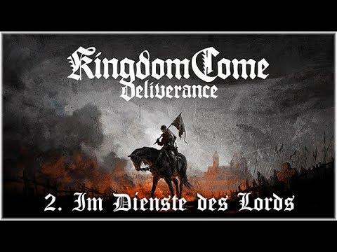 Kingdom Come: Deliverance - 2.  Im Dienste des Lords - RPG Abend [deutsch 🐄 gameplay]