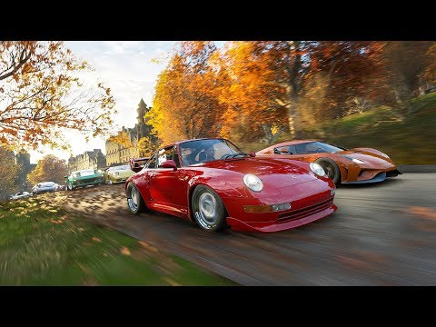 Forza Horizon 4 | Update 3 Livestream