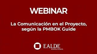 La Comunicación en el Proyecto, según la PMBOK Guide