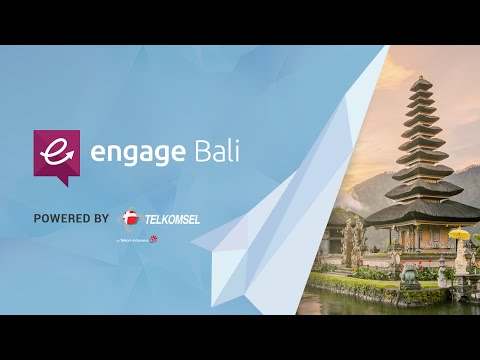 The World's Best Social Media Conference Goes to Bali: Social Media Minute