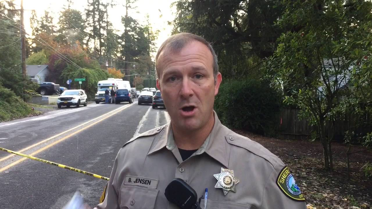 Clackamas County Sheriff's Office describes SE Oatfield Road homicide