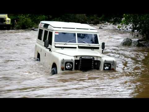 Land Rover Aceh Siron 1