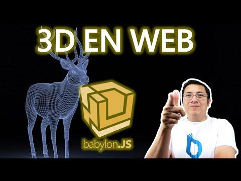 00.- Curso babylon.js y webgl (Rápido):Introducción al curso y temas
