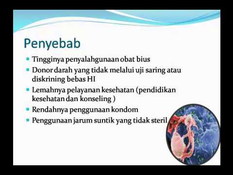 HIV &AIDS powerpoint