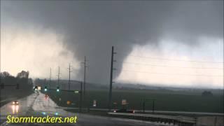 Shawnee Oklahoma Tornado 5/19/2013. EF-4