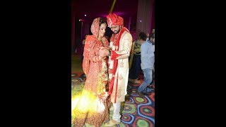 Wedding Couple Dance with Family - Silky Sakun Sharma thumbnail