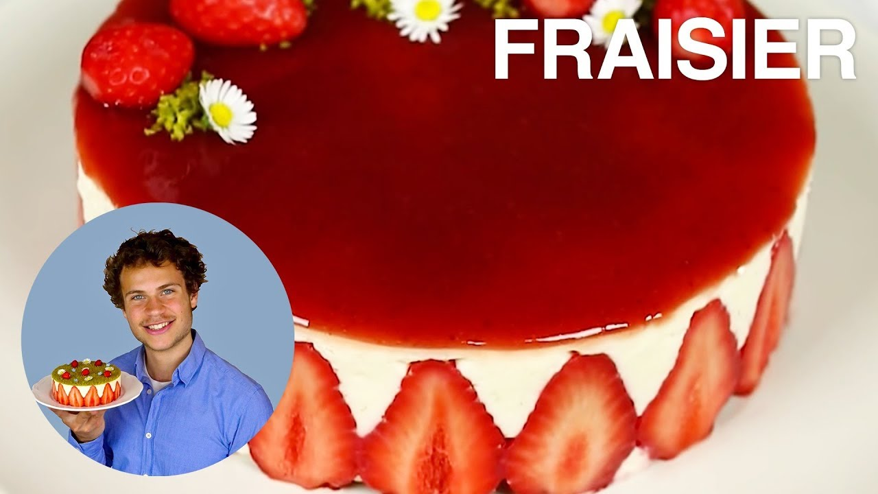 le fraisier! - youtube