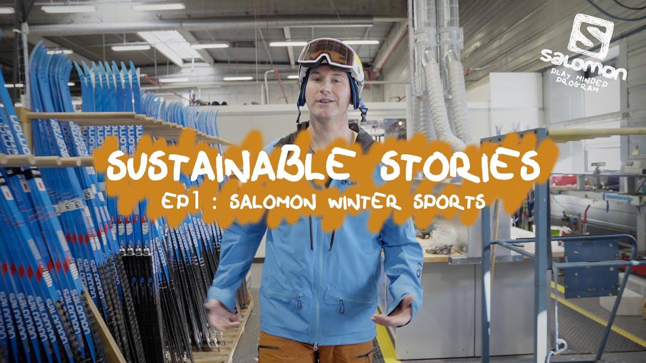 Sustainable Stories Ep 1: Salomon Winter Sports