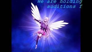 [Vocaloid] Voca♫Angel Chorus Auditions [CLOSED]