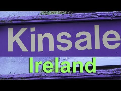 Kinsale, Ireland and the Rock of Cashel