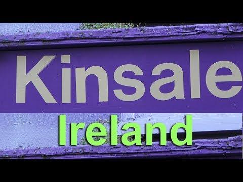 Kinsale, Ireland and the Rock of Cashel