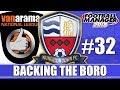 Backing the Boro FM18 | NUNEATON | Part 32 | THE NATIONAL LEAGUE! | Football Manager 2018