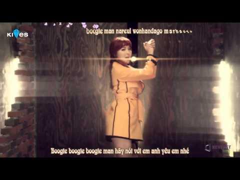 [Vietsub + Kara] Boogie Man - Hong Jin Young