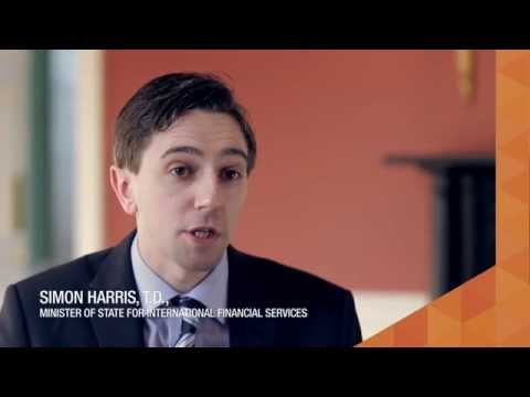 Minister Simon Harris talks about IFS2020