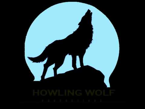 howling wolf productions logo - youtube