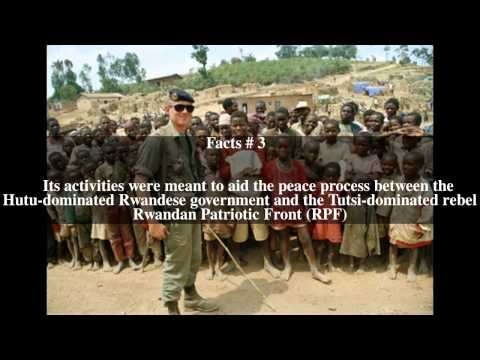 United Nations Assistance Mission for Rwanda Top # 5 Facts