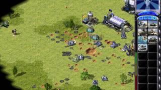 C&C Red Alert 2 Megapack Challenge 1v7 - Blue Hills - British - Random