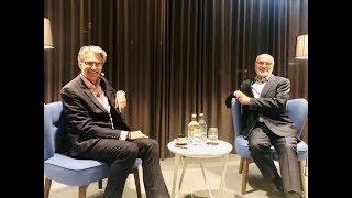 """NEUE ZEIT – NEUES AGILES DENKEN IN DER VUCA-WELT """"Coach Talk"""" by Michael Sandvoss with Jens Corssen"""