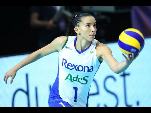 Gabi Guimaraes - Rexona Ades Rio | FIVB Volleyball Women's Club World Championship 2016