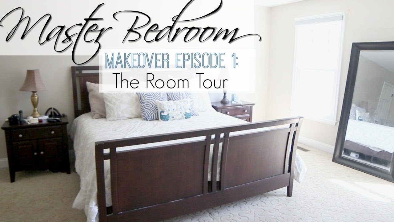 Master Bedroom Redo Ep1 Room Tour