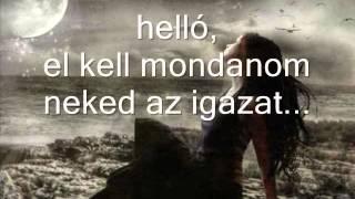 Lionel Richie Hello magyarul