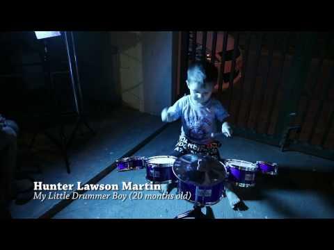 Little Drummer Hunter Lawson Martin
