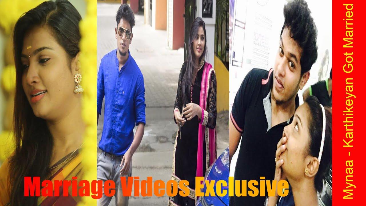 Vijay tv nandhini wedding