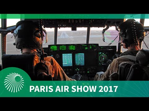 Paris Air Show 2017: Lockheed Martin