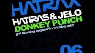 JELO & Hatiras - Donkey Punch