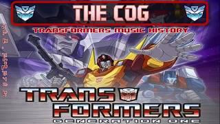 Transformers G1 - Banda Sonora De La Cog // De Dibujos Animados De La Banda Sonora