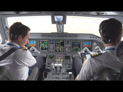 Eerste vlucht met passagiers in de Embraer 175+ van KLM Cityhopper