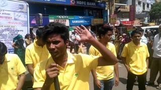 पाणी वाचवा - Save Water Street Play, Pune, Maharashtra