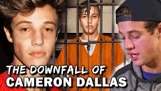 What the hell happened to Cameron Dallas?
