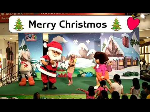 Dora wish you a Merry Christmas