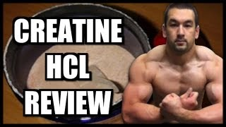 Creatine HCl Reviews: Is Creatine Hydrochloride Effective?
