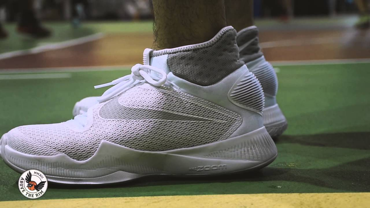 huge discount 22b71 5bb16 Nike Hyperrev 2016  Performance Review  (Thai) - YouTube