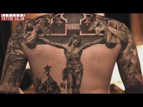 10 - Тату Крест - значение татуировки
