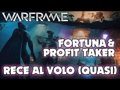 WARFRAME (ita) - Profit-Taker e recensione fortuna thumbnail