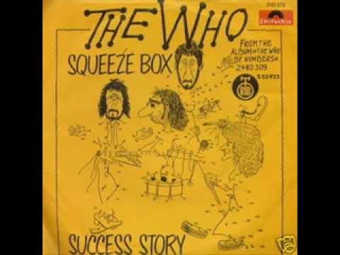 The Who - Squeeze Box + lyrics