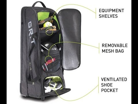 Grit Bb2 Ball Tower Baseball Bag Review Youtube