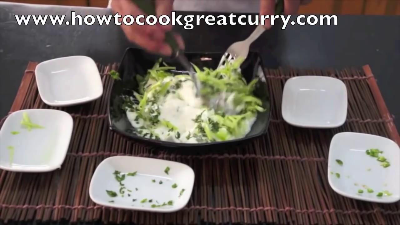 Cucumber raita indian yoghurt curd recipe youtube forumfinder Image collections