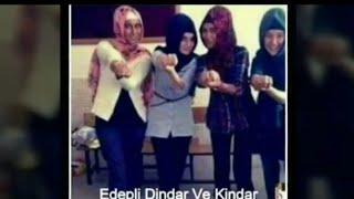 timurtaş hoca müslüman kadınlar giyinik ciplaklar
