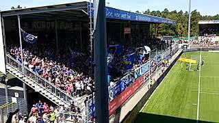Sandhausen vs HSV 1
