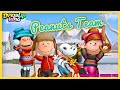 Peanuts Team- Fun Online Fashion Dress Up Games for Girls Kids