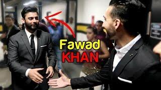 I MET FAWAD KHAN
